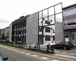 Photo bâtiment société IVEG.