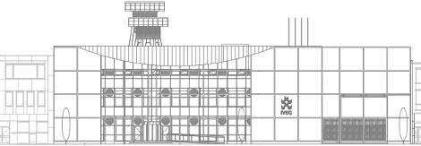 Bâtiment de la société Iveg