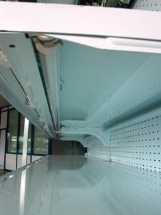 Photo éclairage meuble frigorifique - 01.