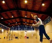 Photo éblouissement salle de sport - 02.