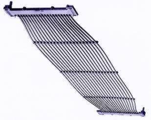 Photo faux plafonds à nattes capillaires.