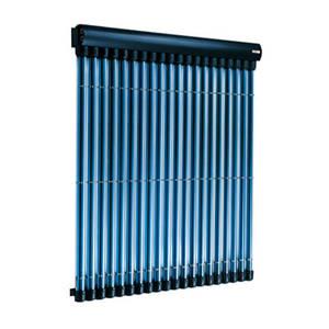 Photo capteur solaire thermique.
