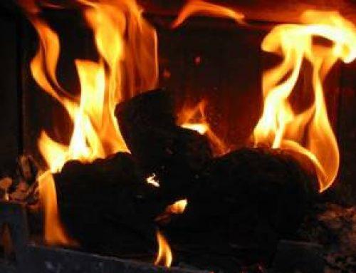 La combustion du bois