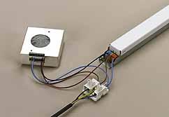 Photo détecteurs gradables.
