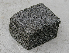 Photo verre cellulaire (CG).