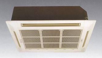 """Photo ventilo-convecteur """"cassette""""."""