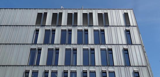 Photo façade, AEROPOLIS II