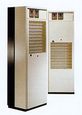 Photo armoires de climatisation.