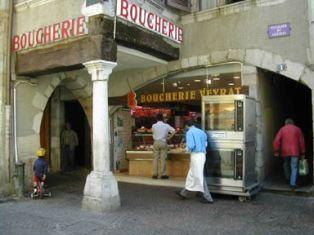 Photo d'arcades, l'étanchéité du bâtiment