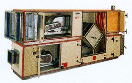 Rendement d'un récupérateur de chaleur