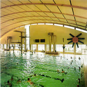 Photo piscine municipale de Tøyenbadet.