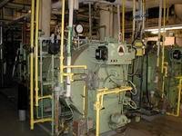Photo générateur au gaz.