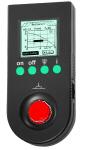 Photo de télécommande infrarouge pour circulateurs électroniques.