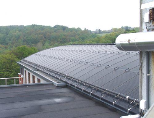 Exploiter la configuration du bâtiment [ECS par capteurs solaires]