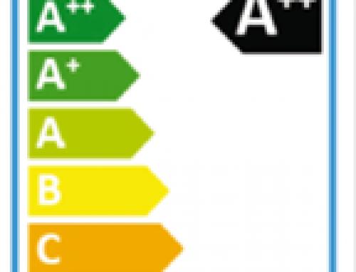 Les classes d'efficacité énergétique des lampes