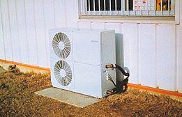 Photo unité de condensation.