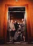 Photo ascenseur