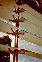 Photo light-shelves.