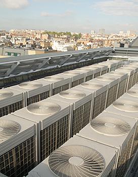 Choisir un système à Débit de Réfrigérant Variable