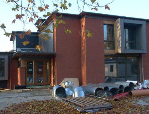 Ecole passive de Louvain-La-Neuve, proposition d'équipements