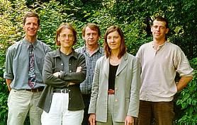 Equipe Energie+ 1999