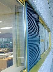 Photo grilles pour ventilation intensive.