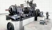 Photo système groupe Ward-Léonard.