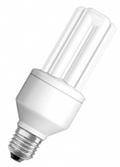 Photo lampes fluocompactes.