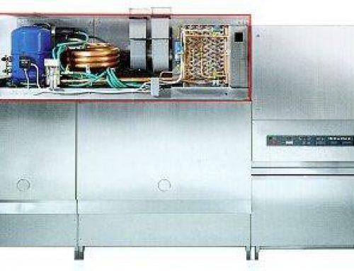 La pompe à chaleur sur lave-vaisselle