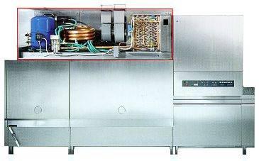Pompe à chaleur sur lave-vaisselle