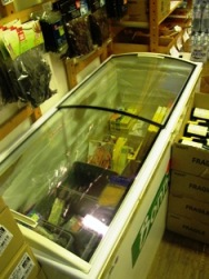 Photo meubles frigorifiques négatifs horizontaux fermés - 01.