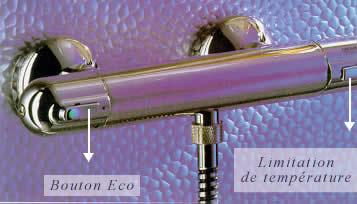"""Photo bouton bouton """"éco""""."""