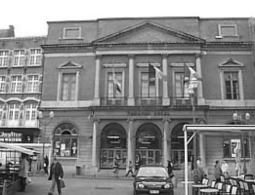 Gestion des bâtiments de la Ville de Mons