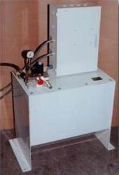 Photo pompe hydraulique.