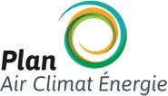 logo plan air, climat, énergie.