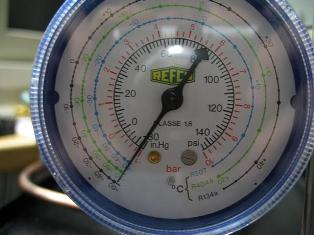 Remplacer le fluide frigorigène d'une installation existante