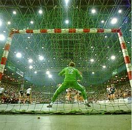 Photo éblouissement salle de sport - 01.