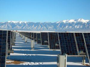 panneaux photovoltaiques impact