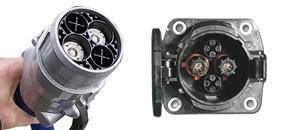 Bornes de recharge pour véhicules électriques (VES)