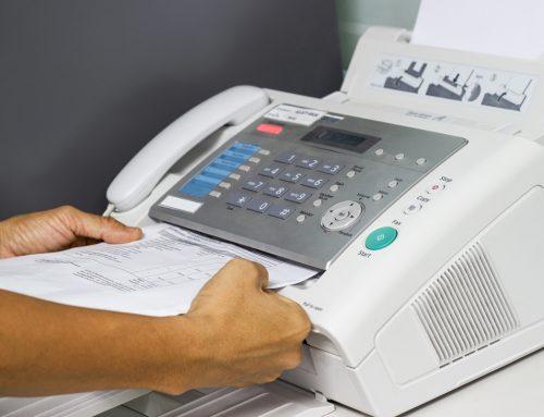 Évaluer la consommation des fax