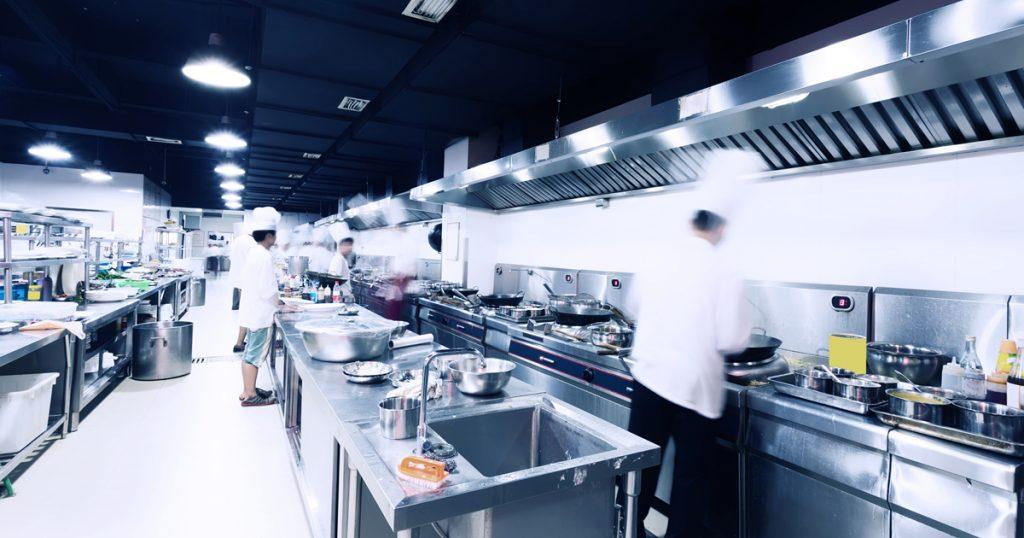 Évaluer la qualité de l'air en cuisine