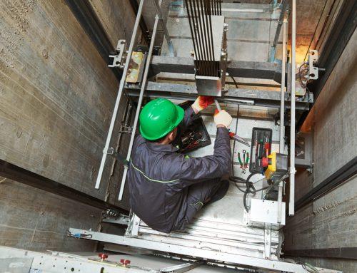 Réduire les déperditions thermiques de la gaine d'ascenseur