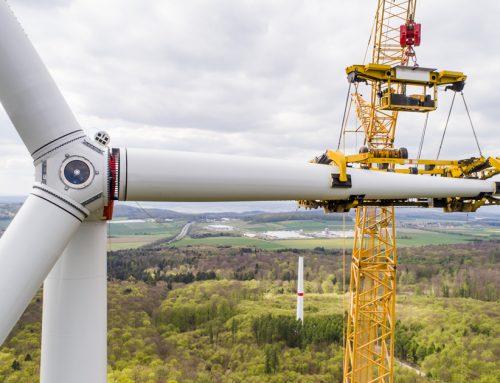 Rendement des éoliennes