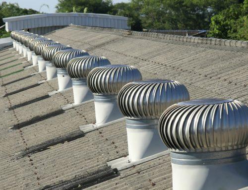 Ventilation intensive mécanique d'été