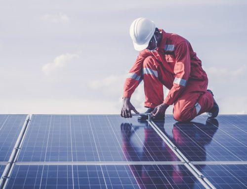 Rendement d'une installation solaire thermique