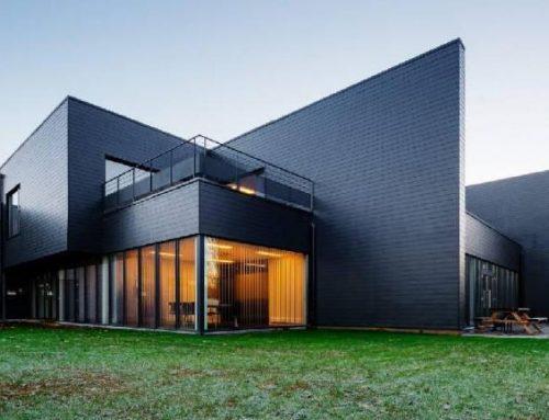 POE: le bâtiment BIION – bureaux et ateliers