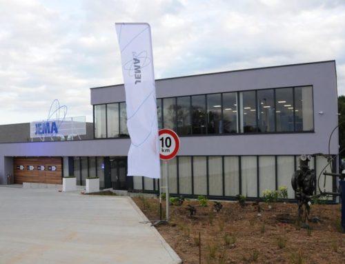 POE: le bâtiment JEMA – bureaux et ateliers